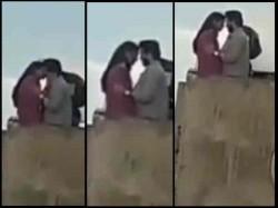 Deepika Padukone And Vikrant Massey S Kissing Scene From Chhapaak Leaked