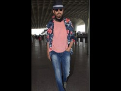 Irrfan Khan Spotted At Mumbai Airport Public Appearance Post Tumour Treatment