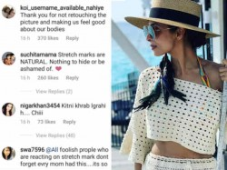 Malaika Arora Trolled For Flaunting Stretch Marks Fans Call Her Sexy Mother