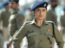 Rani Mukerji First Look From Mardaani 2 Dons The Cop Uniform