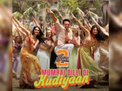 Student Of The Year 2 New Song Mumbai Dilli Di Kudiyaan First Look