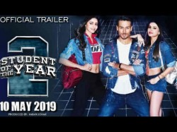 Student Of The Year 2 Trailer Details Audience Expectations