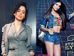 Student Of The Year 2 Actress Tara Sutaria Finds A Role Model In Kangana Ranaut