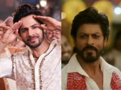 Varun Dhawan Answers How Does It Feel To Replace Shahrukh Khan In Kalank