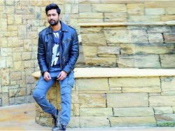 Vicky Kaushal Injured While Shooting Breaks Cheekbone 13 Stitches On Face