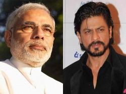 Shahrukh Khan Finally Congrats Pm Modi