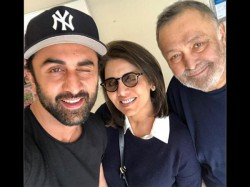 Rishi Kapoor Now Is A Cancer Free Man And What He Says For The Ranbir Kapoor