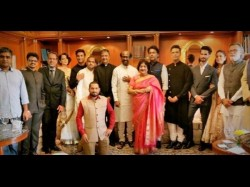 These Superstars Of Bollywood Was The Guest Of President Ramnath Kovind
