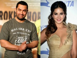 Aamir Khan Birthday Wishes To Sunny Leone