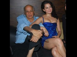 Mahesh Bhatt On Kangana Ranaut She Is A Bachchi Who Started Journet With Us
