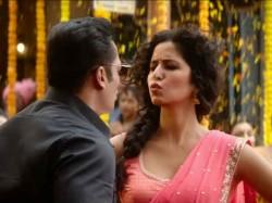 Bharat Song Aithey Aa Katrina Kaif Openly Flirts With Salman Khan
