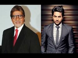 Ayushmann Khurrana First Time Working With Amitabh Bachchan In Shoojit Sircar Film