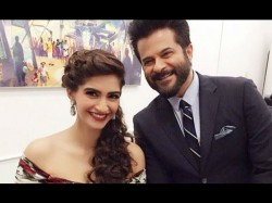Anil Kapoor Says That No Actor Was Ready To Work With Sonam Kapoor In Khoobsurat