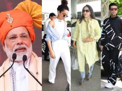 These Bollywood Celebs Leaves To Attend Pm Modi Swearing Ceremony