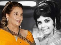 Death Rumor Of Veteran Actress Mumtaz