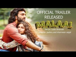 Malaal Official Trailer Meezaan Jaffrey Sharmin Segal