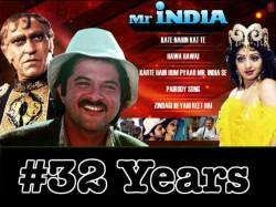 Mr India Clocks 32 Years Highest Grosser Of