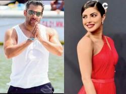 Salman Khan Hints At Not Working With Priyanka Chopra Ever Again