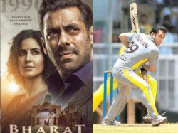 Salman Khan S Bharat Opening Goes For A Toss As Team India S World Cup Match Clashes