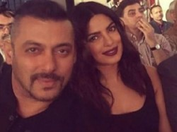 Salman Khan Explains His Thank You Priyanka Comment
