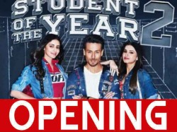 Student Of The Year 2 Box Office Opening Day 1 Friday Collection