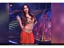 Bigg Boss Fame Nora Fatehi Old Dance Video Again Goes Viral