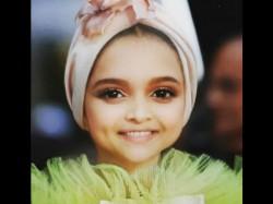 Ranveer Singh Post A Picture Of Baby Deepika Padukone