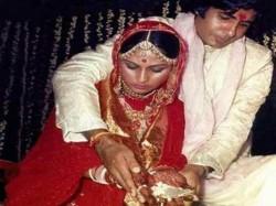 Amitabh Bachchan Jaya Bachchan 46th Weddinng Anniversary Married Her Overnight