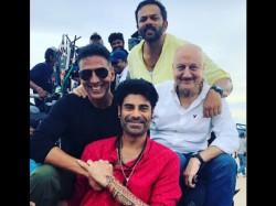 Anupam Kher S Son Sikandar Is Working With Akshay Kumar And Rohit Shetty In Sooryavanshi