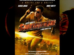 Akshay Kumar Shares Unadulterated Action Sequence From Sooryavanshi