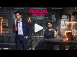 New Motion Poster Of Mental Hai Kya Release