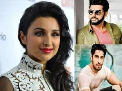 Parineeti Chopra Says Arjun Kapoor Is A Better Kisser Than Sidharth Malhotra