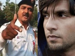 Traffic Constable Recreate A Rap For Traffic Based On Ranveer Singh S Apna Time Ayega