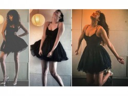 Ankita Lokhande Shared Her Latest Hot Pic In Black Dress