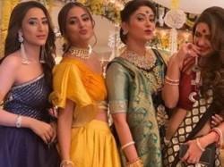 Kasautii Zindagaii Kay 2 Hina Khan Komolika Back On Sets Pic Video
