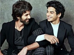 Ishaan Khatter Pens A Emotional Note For Shahid Kapoor After Kabir Singh