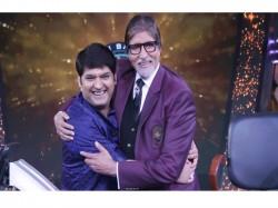 Amitabh Bachchan Looking New Set For Kbc Because Of The Kapil Sharma Show