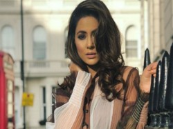 Bigg Boss Fame Hina Khan New Look Bold Look Viral