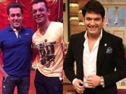 Sunil Grover Comeback In Kapil Sharma Show Because Of Salman Khan