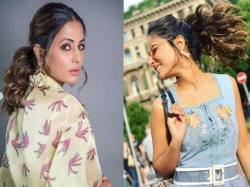 Hina Khan Again Entry In Salman Khan Show Bigg Boss