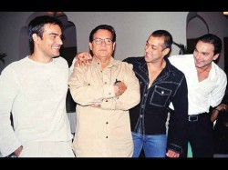 Salman Khan Opens Up On Salim Khan As The Coolest Father