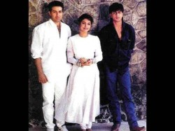 Sunny Deol Talks About What Gone Wrong Between Him And Shahrukh Khan
