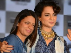 Kangana Has Willingly Said No To Khan Films Claims Kangana Ranaut Sister