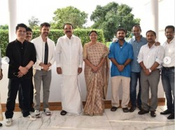 Venkaiah Naidu Watched Super 30 With His Family And Hrithik Roshan
