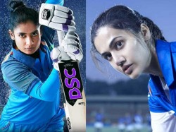 Taapsee Pannu Will Be The Part Of Cricketer Mithali Raj Biopic
