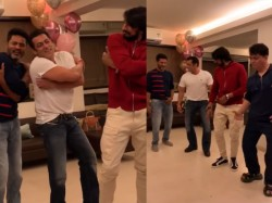 Dabangg 3 Prabhudeva Teach Dance To Salman Khan And Kichcha Sudeep