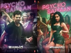 Psycho Saiyaan Prabhas And Shraddha Kapoor Starrer Film Saaho Song Poster Out