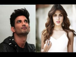 Sushant Singh Rajput Gifts Platinum Pendent To Girl Friend Rhea Chakraborty