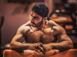 Panipat Arjun Kapoor Shared L Have To Look Like An Warrior