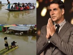 Assam Floods Akshay Kumar Will Donate 1 Crore Rupees To Cm Relief Fund
